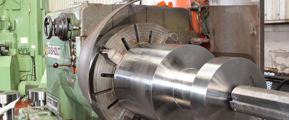 Forging, machining, heat treatment, testing